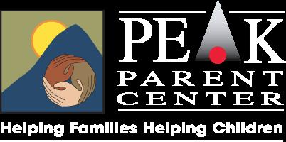 PEAK Parent Center Seal