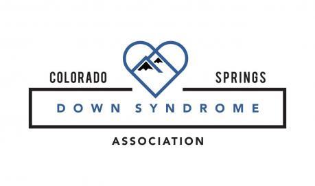 Colorado Springs Down Syndrome Association Logo