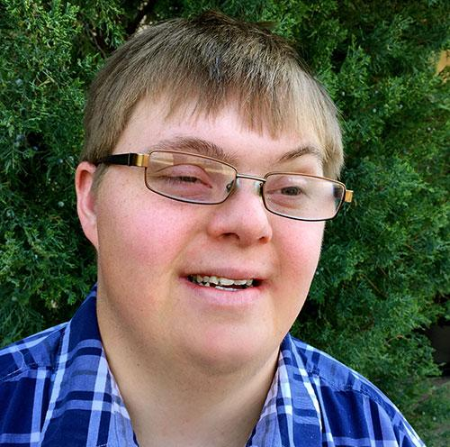 Photo of PEAK Staff Member Nick Harmon