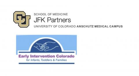 JFK and Early Intervention Colorado logo
