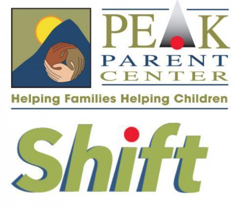 Shift PEAK Logo