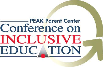 Logo for PEAK's annual Conference on Inclusive Education