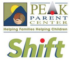 PEAK Shift Logo