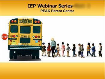 IEP Webinar Picture