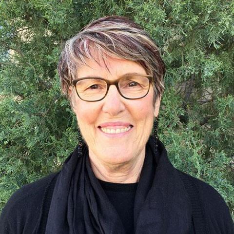 Photo of PEAK Executive Director Barbara Buswell