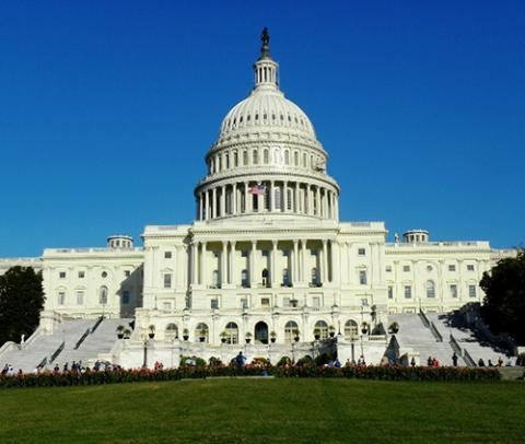 Photo of the United States of America Capitol Building