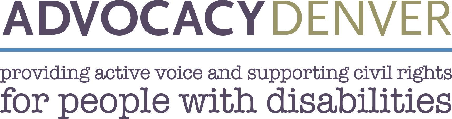 Advocacy Denver Logo