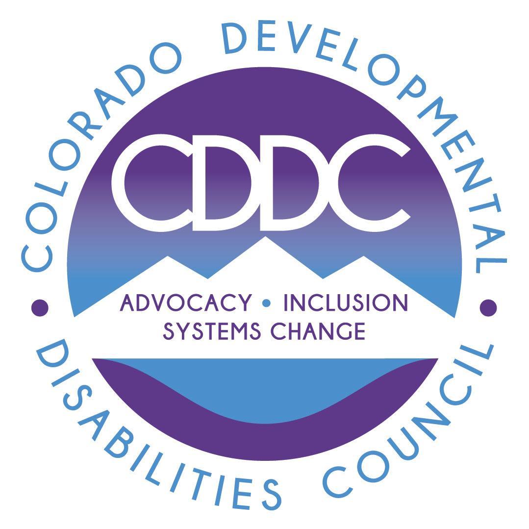 Colorado Developmental Disabilities Council Logo