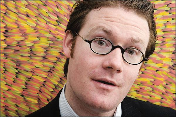 Photo of Jonathan Mooney
