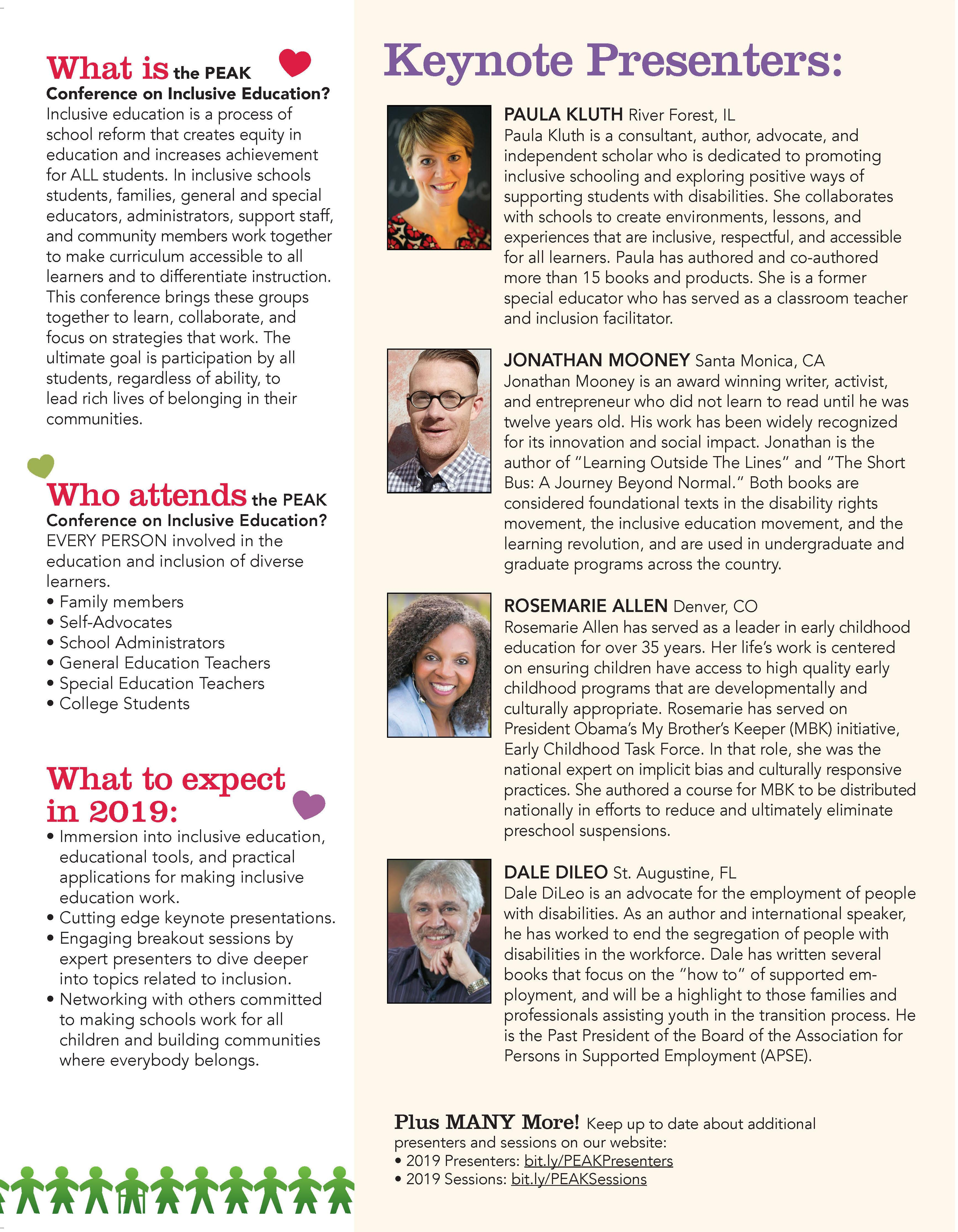 Conference Brochure page 2