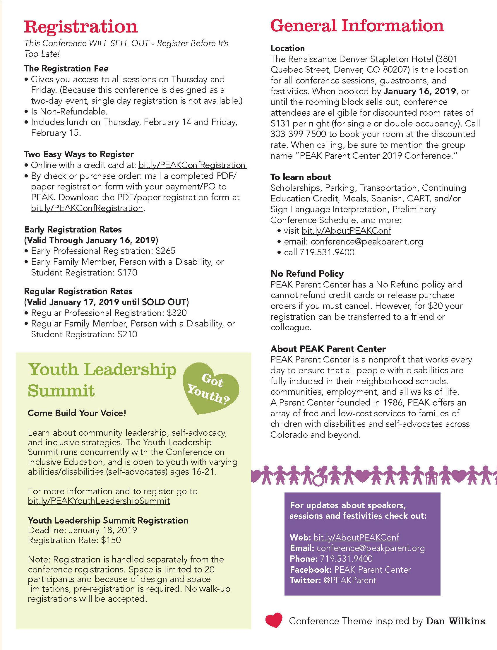 Conference Brochure page 3