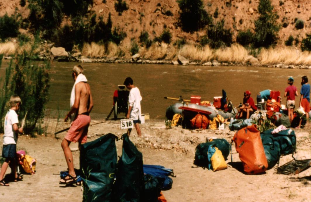 Set Camping Photo