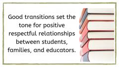 Good Transitions Logo