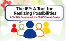 The IEP took kit logo