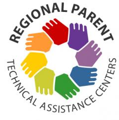 Logo of the Regional Parent Technical Assistance Centers