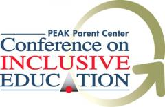 Logo of PEAK's annual Conference on Inclusive Education