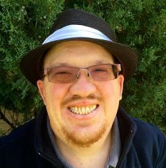 Photo of PEAK Staff Member Rob Schaffner
