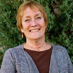 Photo of PEAK Staff Member Shirley Swope